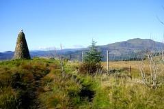 VP3/A/Callander Crags/Pauline Deas/20161002 (Pauline Deas) Tags: callander trossachs scottish scotland hills walks rambles jubilee cairn ben ledi scenery autumn outdoors landscape