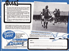 Leicester City vs Dundee United - 1973 - Page 11 (The Sky Strikers) Tags: leicester city dundee united the texaco cup filbert street official programme 10p