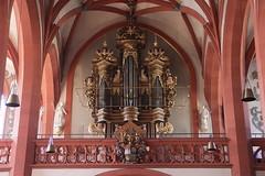 Organ of the Church St. Andreas in Karlstadt (Bjrn S...) Tags: karlstadt bayern bavaria bavire baviera franken franconia franconie kirche church glise chiesa iglesia standreas orgel organ organo orgue