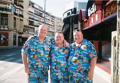 (Cristina Santa Quiteria) Tags: uk men spain benidorm tuttifrutti thisisbenidorm