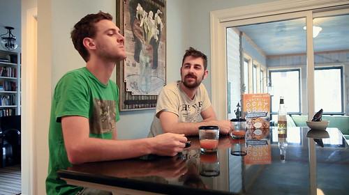 Evil Grin Gift Box Episode 2 - New Roommate: A Goat Bran Breakfast
