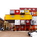 Container City, at Trinity Buoy Wharf, London