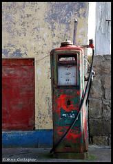 (Eithne Gallagher Photos) Tags: ireland abandoned mayo ola petrolstation petrolpump comayo kilkelly