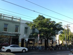Builders' Arms H365/94 #happy365 (Hecuba's Story) Tags: fitzroy gertrudestreet happy365 buildersarmshotel