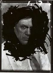 Portrait de Picasso (photosurrealiste) Tags: picasso doramaar