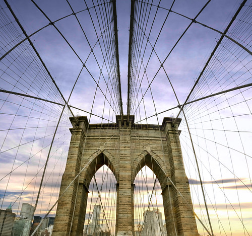 Brooklyn Bridge, New York II