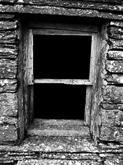 095/365 (Owen H R) Tags: old house broken window stone wooden orkney cottage quarry day95 05apr13 quoyloo day95365 3652013 cruadayquarry owenhr 365the2013edition