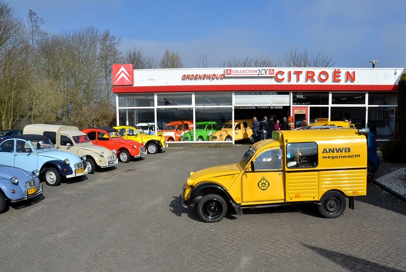 The world 39 s best photos of 2cv and wegenwacht flickr hive mind - Garage citroen faches thumesnil ...