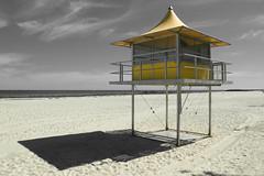 Watch +- (2013) (Andras Lukacs) Tags: white black beach yellow port marina canon hungary australia adelaide g12 poweshot baywacth