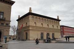 Zaragoza, Spain, March 2013