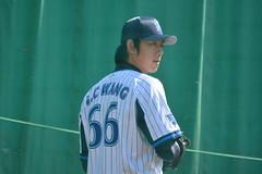 DSC_6150 (mechiko) Tags: 王溢正 横浜denaベイスターズ