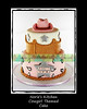 Norie's Kitchen - Cowgirl Theme Cake (Norie's Kitchen) Tags: birthday cakes cake cowboy philippines celebration sheriff cowgirl custom paisley cavite imus fondant gumpaste norieskitchen