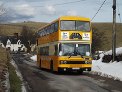 NLO16-05 (Ian R. Simpson) Tags: tso16x leyland olympian ecw northernscottish stagecoach perthpanther tanatvalleycoaches bluebirdnorthern bus scottishbusgroup sbg northern