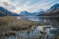 "Frozen Lake - Buttermere • <a style=""font-size:0.8em;"" href=""https://www.flickr.com/photos/21540187@N07/8637652429/"" target=""_blank"">View on Flickr</a>"