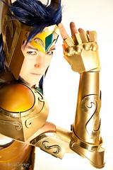 IMG_8715 (ale_selene) Tags: anime saint golden cosplay armor zodiac camus seya degel zodiaco cavalieri propmaking hyoga saintseya