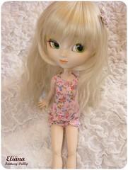 Retour aux sources (Roxy) Tags: wig blonde pullip rs paja regeneration leeke
