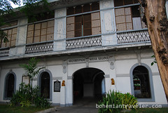 arch Bishop house Vigan (BohemianTraveler) Tags: old city horse heritage architecture island town site asia pacific district philippines colonial chinese unesco mexican spanish filipino sur vigan ilocos kalesa luzon calesa mestizo