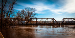 GRAND RAPIDS FLOOD 2013-1489 (RichardDemingPhotography) Tags: flooding flood michigan grandrapids grandriver grandrapidsmichigan floodwater westmichigan downtowngrandrapids puremichigan flood2013 michiganflooding grandrapidsflood