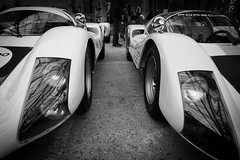 Tour Auto 2013 - Porsche 906 (Guillaume Tassart) Tags: auto race 2000 tour rally automotive racing historic porsche classics legends 910 motorsport proto optic