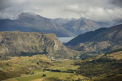 View From Coronet Peak (DarrynSantich) Tags: autumn newzealand nikon view southisland queenstown elevated elevation d700