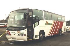 Bus Eireann SI1 (98D3418). (Fred Dean Jnr) Tags: dublin bus century coach scania si1 february1998 buseireann irizar l94 r854sdt 98d3418 buseireannbroadstonedepot