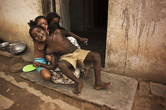 | Happy days (Kals Pics) Tags: life people smile childhood kids canon children fun happy play candid funtime happiness playtime bliss happydays villagepeople cwc villagelife rurallife littlechildren ruralindia villupuram indianvillages 550d koovagam gramam ruralpeople kalspics 18135mmis chennaiweelendclickers vizhupuram kidsandcuteness madapattu