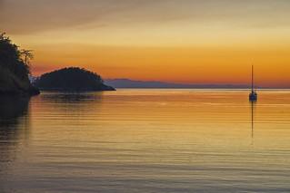 Bowman Bay Sunset