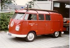 """TJ-51-69 Volkswagen Transporter bestelwagen 1962 """"Brandweer Elst"""" • <a style=""""font-size:0.8em;"""" href=""""http://www.flickr.com/photos/33170035@N02/8701099697/"""" target=""""_blank"""">View on Flickr</a>"""