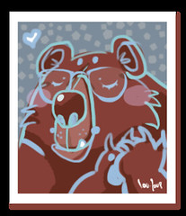 urso (Lou loup) Tags: bear love photo lou loup urso tassi magalhaes