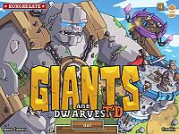 矮人與巨神兵塔防(Giants and Dwarves TD)