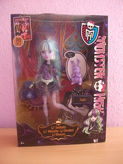 Monster High 13 Wishes Twyla Doll  (RochelleGoyle) Tags: monster high doll wishes 13 twyla wnsche boggieman