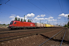 1116 025 (Takcs Lszl Photography) Tags: train budapest trains tags cargo taurus bb obb mjus 1116 lszl 2013 tehervonat takcs railcargoaustria rkos innofreight teher teherkocsi railcargohungarya takcslszl 1116025