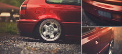 Details (Anthony Sundell Photography) Tags: vw golf volkswagen low wheels slammed dumped mk3 bagged 3peice sowo southernworthersee wheelwhores airide schmidtmodernlines bagriders