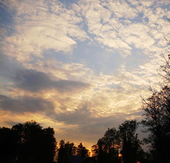 Kielce, Poland // 05 2013 #7 (studioarte22) Tags: sunset sky nature landscape photography photo tramonto fotografia paesaggio