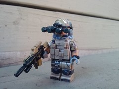 DEVGRU (Commander Turtles) Tags: hk 6 k night cat amazing cool team gun lego painted cam military awesome navy goggles camo h turtles seal tiny guns minifig really custom six camoflauge multi commander tactical 416 multicam vission smexy