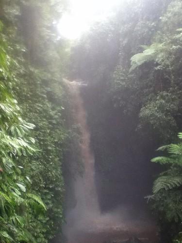 Jeruk Manis Waterfall, Desa Tetebatu, Central Lombok, B