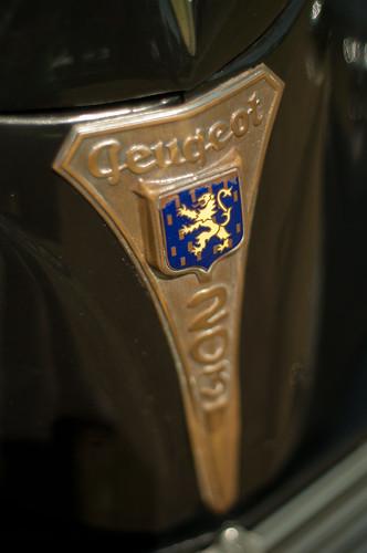 Peugeot 203 A