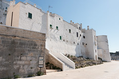 IMG_7732 (jaglazier) Tags: 13thcentury 13thcenturyad 15thcentury 15thcenturyad 17thcentury 17thcenturyad 2016 8216 apulia architecture august buildings castles centrostorico cittabianca copyright2016jamesaglazier fortresses forts hilltowns houses italy oldtown ostuni spanish towers urbanism walls whitecity circuitwalls cities roundtowers streetscapes whitewash whitewashed puglia