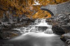 Bridge to the other side (garethjones206) Tags: westburton canon6d 1740f4l 10stop longexposure waterfalls outside daytimelongexposure