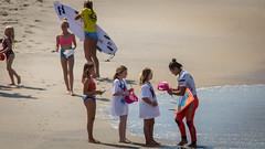 Meah Collins.....     2016 SupergirlPro (Schoonmaker III) Tags: surfboard surfer surferchick meahcollins oceansideca pacificcoast prosurfer supergirlpro surfing wsl womensprosurfing surfergirl supergirljam paulmitchellsupergirlpro white brunette