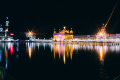 Divine (4thvictim) Tags: golden temple amritsar india incredibleindia sikh goldentemple ights longexposure water canon 600d