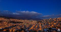 Noches de Soto (Aldoux Lestrange) Tags: verde pachucadesoto palmitas hidalgo landscape cityscape mexico ciudad noche luces