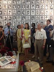 #Justice1st conference in Paris #1988Massacre in #Iran exhibition. 2 (iranarabspring) Tags: justice1st 1988massacre iran paris