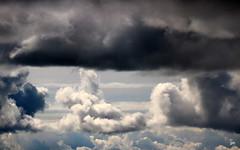 Rain is on the way (pnaudi) Tags: barwonheads geelong clouds stormclouds rain weather outdoors nopeople dark dramaticsky