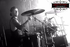 Stonehenge, Steenwijk 30-7-2016-9044 (DarknightJo_Photography) Tags: steenwijk izegrim stonehenge metal concert festival death female singer grunt marloes jeroen ivo bart 2016