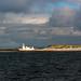 Harbour light, Straw Island, Killeany Bay
