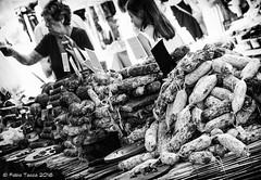 ipertensione (Fabio Tacca) Tags: curiosando fabiotacca mercato gente banchidelmercato snooping market people marketstalls biancoenero blackandwhite streetphotography street strada fotografiadistrada vita life italy piemonte visitpiedmont borgomanero venerd friday salumi hypertension salami conceptualphotographyseries streetmarket nikond3300