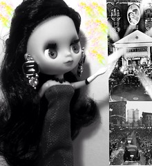 Blythe-a-Day August#9: Gone with the Wind: Vivien Leigh at the Premiere of Gone with the Wind