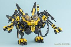 tkm-STILTwalker-01 (tankm) Tags: lego moc stilt walker mech