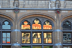 Una finestra a Gant - A window in Gant (Ola55) Tags: ola55 belgio belgium history storia finestra vetro riflessi window glass reflections italians doorsandwindowsroundtheworld worldtrekker